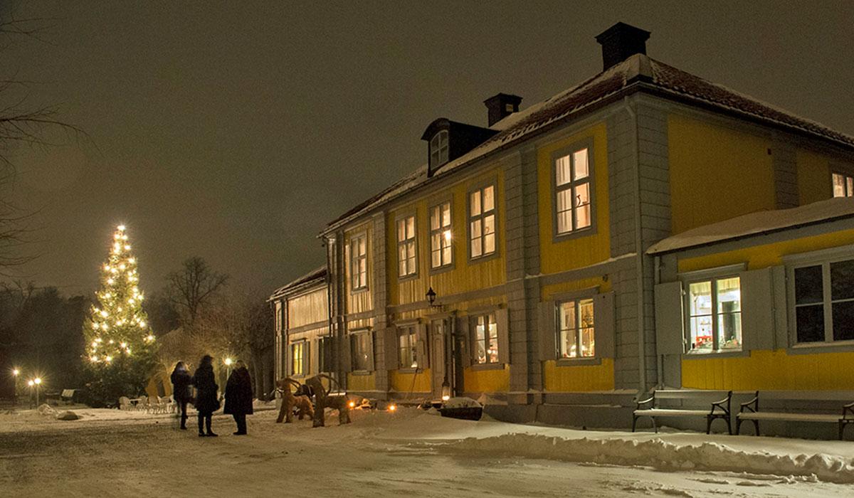 Hem - Nacka - Stockholm - Nyckelvikens Herrgård